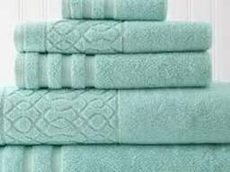 Полотенца Жакард, Промо, Лого, Отель, с вышивкой, Кухонные - фото 2