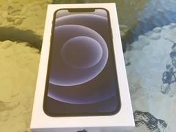 Apple iPhone 12 128 GB sort