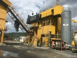 Б/У асфальтный завод Lintec CSD 1500/4 120 т/ч, 2009 г. в. - фото 2