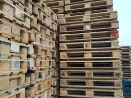 Europallets used 2nd grade