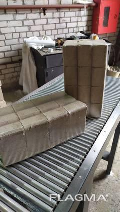 Fuel briquettes RUF