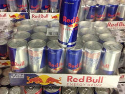 Original red bull 250ml Energy Drink - photo 1