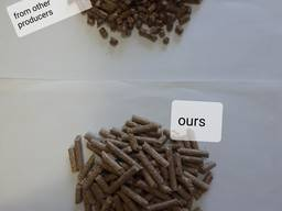 Pine pellets EnPlus A1, 6mm direct from producer - photo 3