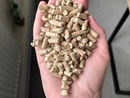 Продам древесные пеллеты А1, 15кг (wood pellets) 6мм и 8мм