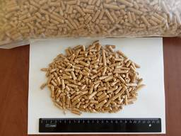 Wood fuel pellets, ash content up to 0. 5%